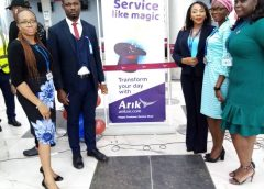 Arik Air Celebrates Customer Service Week In Style