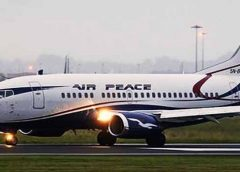 Air Peace Begins Flight Operations To Makurdi December 7, Resumes Uyo Flights