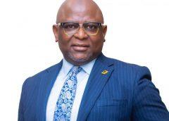Dr. Adesola Adeduntan CEO FirstBank