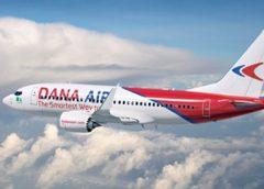 COVID-19: Dana Air Resumes Flight July 9