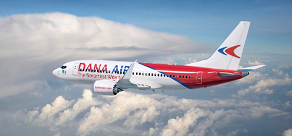 Dana Air Increases frequency on Enugu, Owerri and Port Harcourt December 7