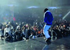 Popular hip hop artist, Azeez Fashola, better known as Naira Marley