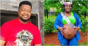 Nollywood actor Brown Igboegwu Welcomes 1st child After 10Years recounts How People Hocked him