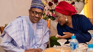 President Muhammadu Buhari has said Nigerians should allow the law to take its course in the case involving the First Lady, Hajia Aisha Buhari, and some presidential aides.