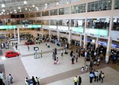 Airport re-opening