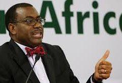 Dr Akimwumi Adesina