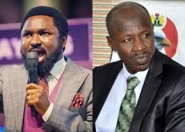 Pastor Omale and ibrahim Magu