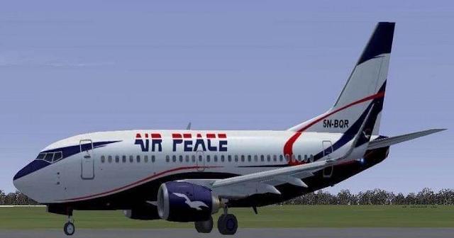 Airport Day Arik-aircraft