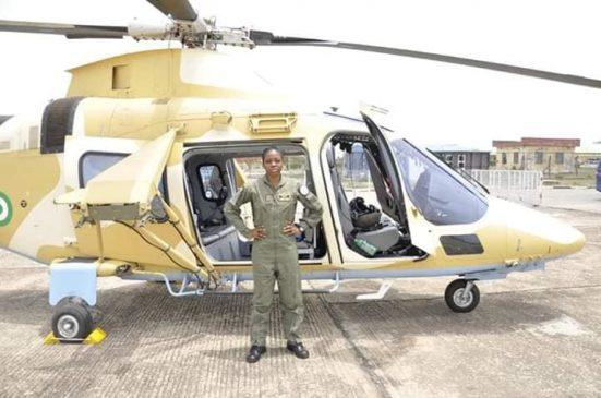 Flying Officer Arotile