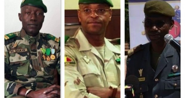 Mali soldier President