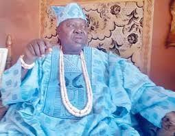Oba Rafiu Oba RMustapha, the Onjo of Okeho