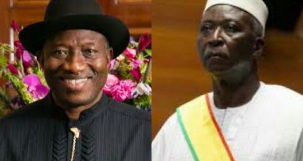 Bah N'daw, Mali Interim President