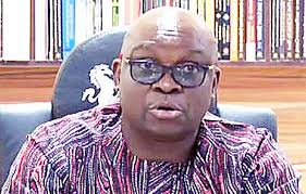 Those who voted for Buhari brought us hopelessness – Fayose