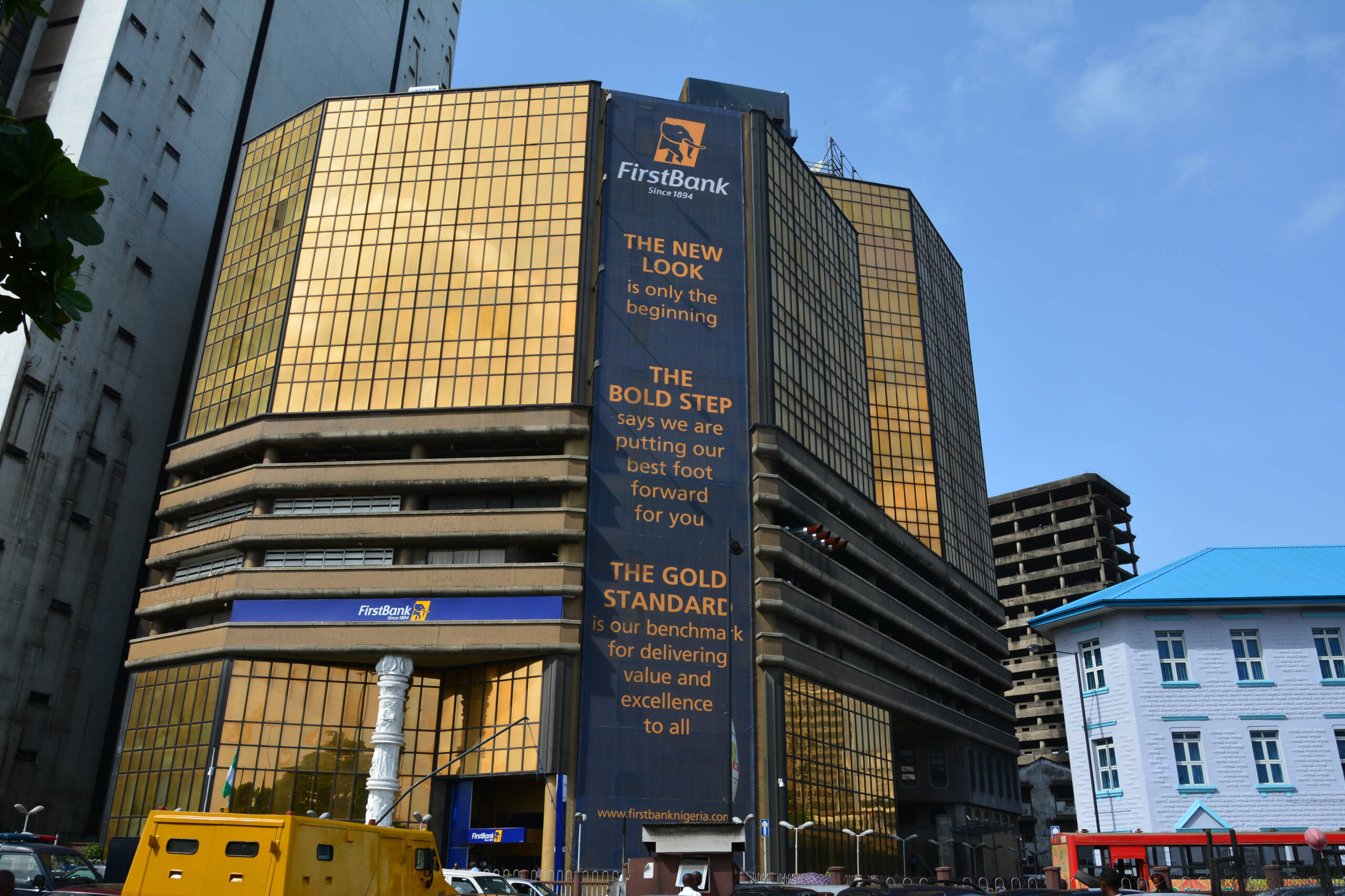 FirstBank announces changes to its board. Assures depositors and investors