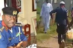 #EndSARS Looters: NSCDC dismisses officer for looting in Abuja