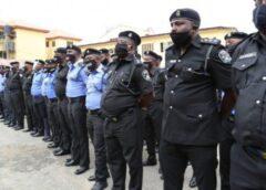 Police Commissioner Debriefs Ex-SARS Operatives