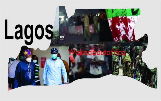 #EndSARS: They Responded By Killing Us - Nigerians Reacts