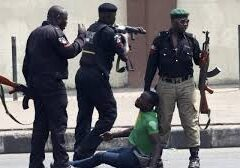 Lagos Police Torture Journalists For 4 Hours For Covering ENDSARS Protests