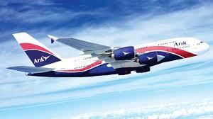 Arik Air Re-starts Flights To Maiduguri