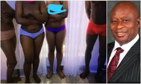 Kenneth Gbagi Ex-Minister Allegedly Orders Hotel Female Workers Stripped Naked As He Blames Political Enemy