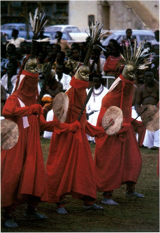 The Art of Fasting: Benin's Ague Ceremony