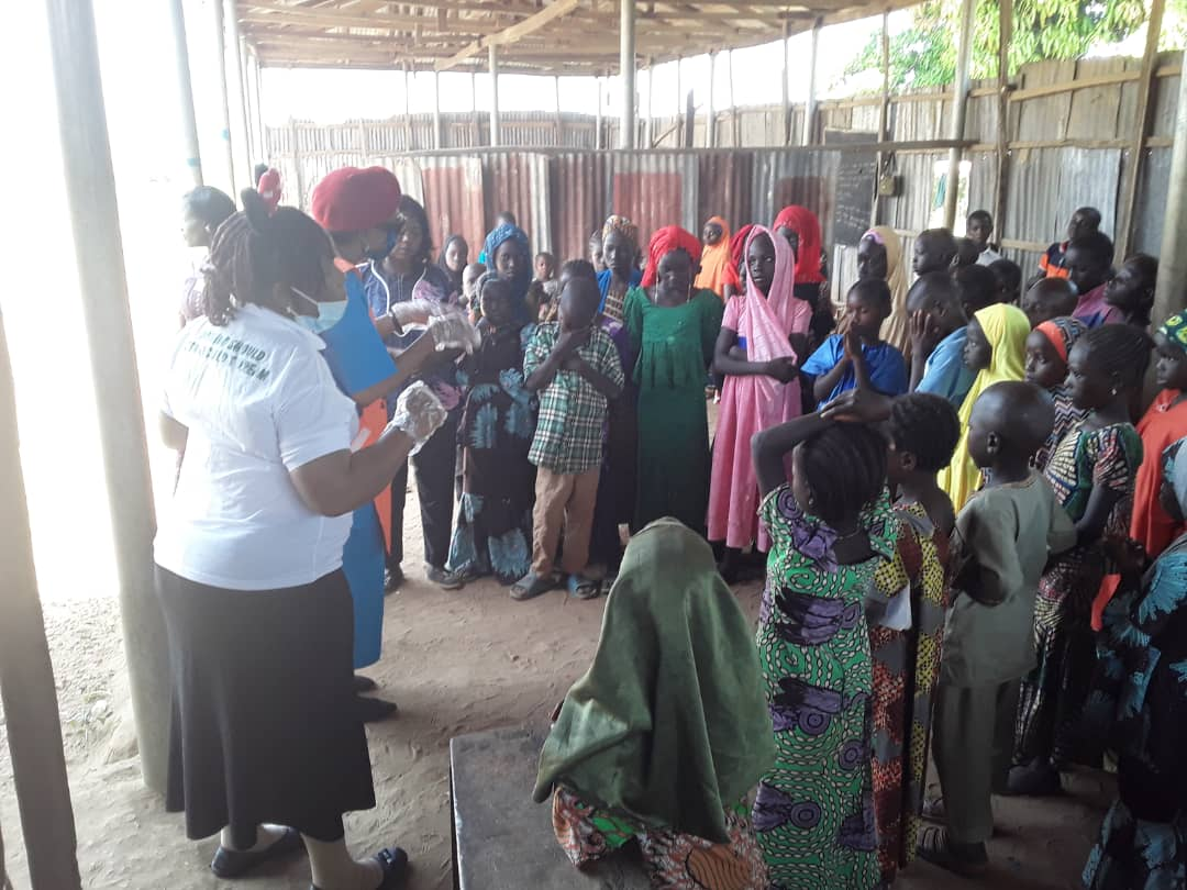 Abuja Yuletide 2020: Why Bobnel Celebrates Christmas With Challenge and Less Privileged Children