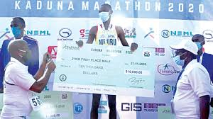 First Kaduna Marathon, Kenyans Sweep Up All $44,000 Prizes