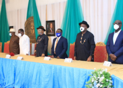 South-South Governors, Lawmakers meet over oil & gas control