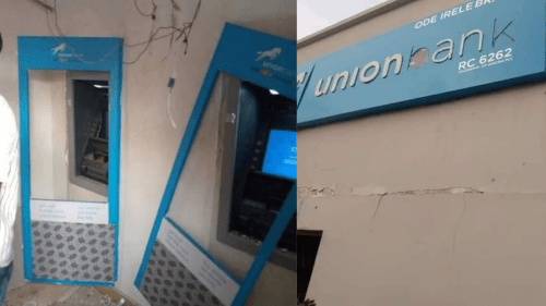 One Kill As Armed Robbers Attacked Ondo Branch Of Union bank