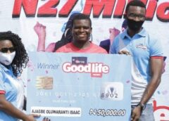 Verve Int'l Rewards 1,250 Customers In 'Good Life' promo