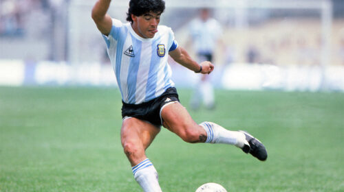 Diego Maradona, Mesmerizing Soccer Star And Argentine Legend, Dies At 60