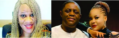 Between Fani-Kayode, His Estrange Wife Chikwendu And The N2bn Demands From Blogger SDK