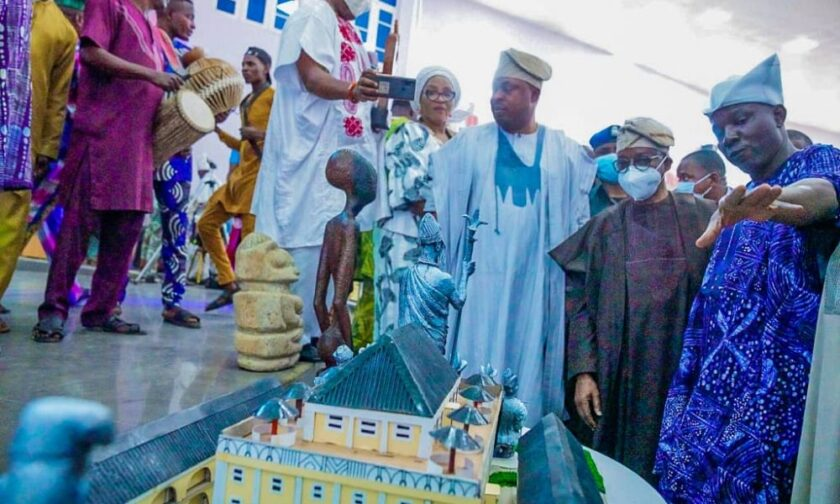 Vision 30-30: Osun State Govt Launches Tourism Master Plan