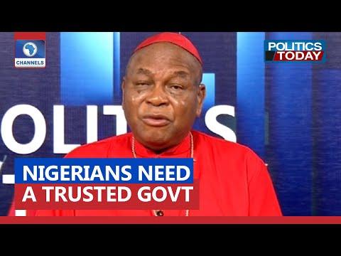 Nigerians Deceived By Buhari's Govt — Onaiyekan Blasts FG