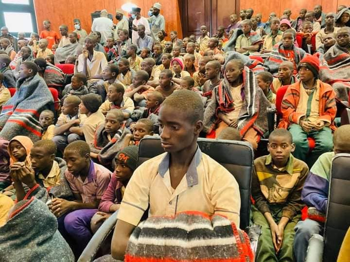 Kankara Boys: How Rescue Schoolboys Brought Relief To Many Families