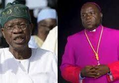Fed Govt Attacks Kukah For Mentioning Buhari's Failures