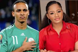 """Odemwingie Accuses Kanu's Wife Of Sliding Into His DM Says""""Stop Chasing Me With Text"""""""
