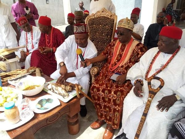 Anambra traditional ruler drags subject to court for refusing to address him as 'Igwe'
