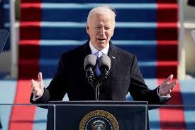 President Biden's Full Inauguration Speech