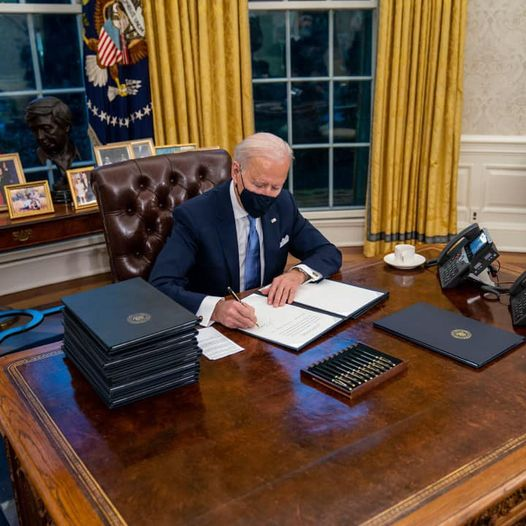 President Biden Sings 17 Executive Orders and Other Directives in Detail
