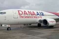 Dana Air Takes Delivery of Aircraft After Maintenance