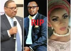 FCMB MD, Adam Break Silence To Paternity Crisis With Tunde Thomas's Wife