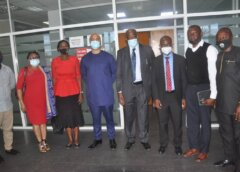 Capt. Emmanuel Ihenacho, Ex- Interior Minister Call For Repositioning Of Maritime Sector