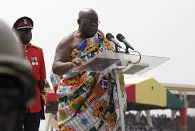 Ghanaian president scraps 8 ministries, 41 ministerial posts