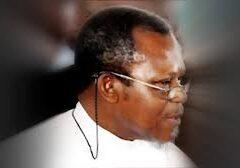 Admiral Ndubuisi Kanu: A life in humanitarian service'