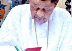 The Alaafin Of Oyo, Oba Lamidi Olayiwola Adeyemi III: An Open Letter To President Muhammadu Buhari