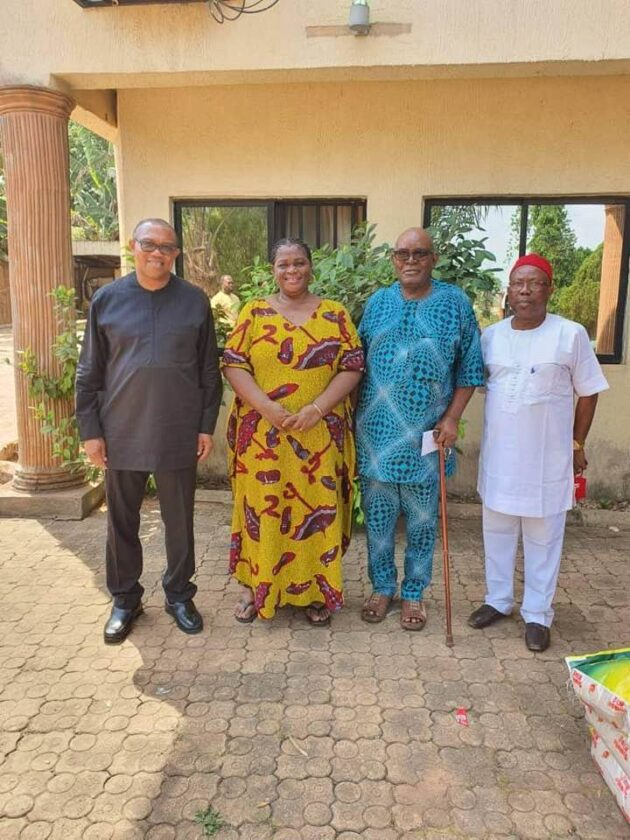 Obi Celebrates Chukwu At 70 Committed To Caring For Ex-Rangers Footballers - Odegbami