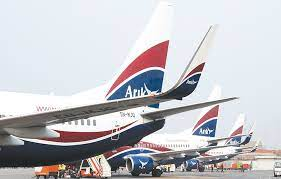 Arik Air Celebrates Easter,Donates To Old People's, Orphanage Homes, IDP Camps