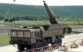 US Expresses Concern As Russia 'Sends Ballistic Missiles' To Ukraine Border