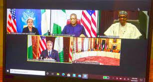 Buhari Begs U.S Soldiers To Tackle Insecurity In Nigeria